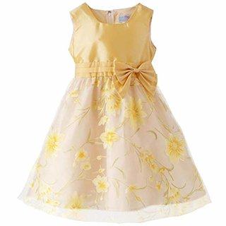 Amazon | Catherine Cottage 結婚式 発表会 お花柄 プリントオーガンジー プリンセスドレス 女の子 CC0315 | ワンピース・チュニック 通販 (165318)