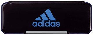 Amazon   アディダス 筆箱 AI02 黒青 P1505BT3   ペンケース   文房具・オフィス用品 (169086)