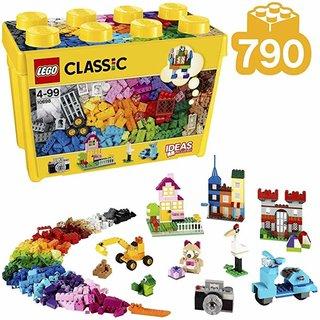 Amazon | レゴ (LEGO) クラシック 黄色のアイデアボックス スペシャル 10698 | ブロック | おもちゃ (171353)