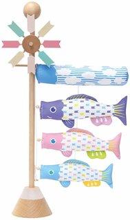 Amazon | プーカ 室内 こいのぼり ベビースタンド ソラ Puca Baby Stand SORA | こいのぼり | おもちゃ (171462)