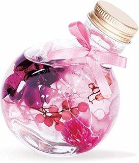 Amazon|[ リリスエピス ] liLYS épice リリスエピス ハーバリウム プリザーブドフラワー 花 プレゼント 母の日 日本製 ギフト (ピュアピンク) fh1pk|プリザーブドフラワー オンライン通販 (171493)