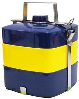 Amazon.co.jp : Primal Designs お弁当箱 3段 ピクニックスクエアボックス パッケージ付 国旗 ノルディック 3200ml : ホーム&キッチン (173323)