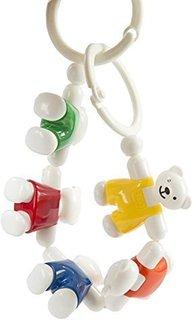Amazon | アンビトーイ (ambi toys) テディベア・チェーン AM31106J | ベビーカー用おもちゃ | おもちゃ (173568)