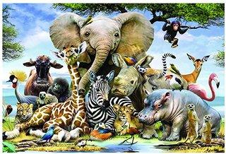 Amazon | 1000ピース ジグソーパズル 大人の子供のための子供の教育玩具E | ジグソーパズル | おもちゃ (174554)