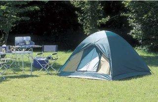 Amazon | キャプテンスタッグ(CAPTAIN STAG) テント クレセント ドームテント M-3105 ドーム型 3人用 防水 軽量・コンパクト設計 バッグ付き | キャプテンスタッグ(CAPTAIN STAG) | テント本体 (174815)