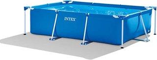 Amazon | INTEX(インテックス) レクタングラフレームプール 300×200×75cm 28272 | プール | おもちゃ (174976)