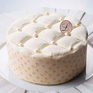 Amazon | 母の日 プレゼント ルワンジュ東京 マトラッセブラン チーズケーキ 12cm | LOUANGE TOKYO | ケーキ・洋菓子 通販 (175455)