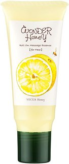 Amazon | ワンダーハニー コロコロマッサージのすっきり美容液 シトラスソルベ | ベキュア ハニー(VECUA Honey) | ボディオイル・ボディジェル 通販 (175968)