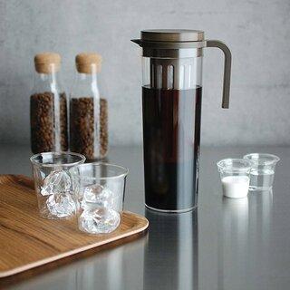 Amazon|KINTO (キントー) PLUG アイスコーヒージャグ 1.2L ブラウン 22484|ピッチャー・冷水筒 オンライン通販 (176545)