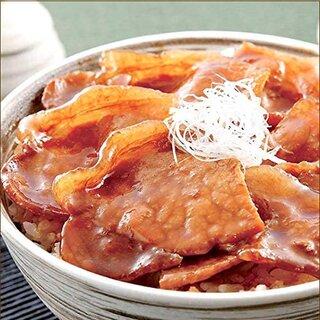 Amazon | 北海道産 豚ロース使用 豚丼 8食セット (たれ付き) 人気 北海道 ギフト 肉の山本 グルメ お取り寄せ | 北のデリシャス | 豚肉 通販 (176726)