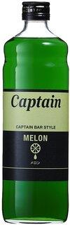 Amazon | キャプテン メロン 600ml | キャプテン | かき氷シロップ 通販 (176943)