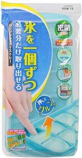 Amazon.co.jp : エビス 保存容器 ワンプッシュ アイストレー 1個ずつ取り出せる 製氷皿 密閉フタ付き 10個取り PH-F74 : ホーム&キッチン (177753)