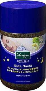 Amazon | クナイプバスソルト グーテナハト ホップ&バレリアンの香り 入浴剤 850g | クナイプ(Kneipp) | 粉末入浴剤・バスソルト 通販 (177951)