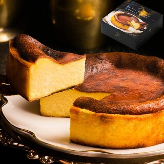 Amazon | 【PABLO】ロイヤルバスクチーズケーキ - プレゼント スイーツ パブロ チーズケーキ お取り寄せ 手土産 お菓子 直径約12cm ギフト お誕生日 母の日 | PABLO | ケーキ・洋菓子 通販 (178208)