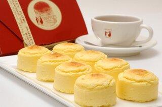 Amazon | ペイストリースナッフルス チーズオムレット (8個入) チーズケーキ | ペイストリースナッフルス | ケーキ・洋菓子 通販 (179728)
