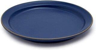 Amazon.co.jp : TAMAKI プレート エッジライン ブルー 5個セット 直径20×高さ2.2cm 電子レンジ・食洗機対応 T-889138 : ホーム&キッチン (181383)