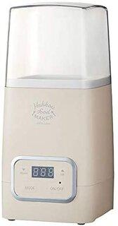 Amazon | BRUNO 発酵フードメーカー ベージュ 計量カップ レシピ等付属 LOE037-BE | イデアインターナショナル | ヨーグルトメーカー (181446)