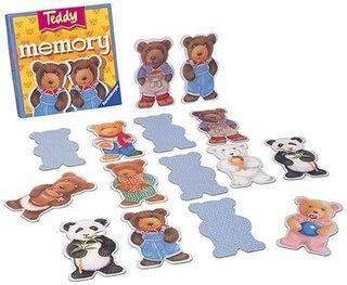Amazon | テディメモリー | 脳トレ・学習ゲーム | おもちゃ (182459)