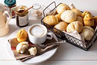 【定期便】いつでもカフェスタイルパンセット(送料無料)|焼きたてパンの通販・宅配サイト Pan&(パンド) 公式ストア (183498)