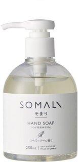 Amazon.co.jp: ソマリ(SOMALI)ハンドソープ(ローズマリー)250ml 【日本製】: ビューティー (187185)