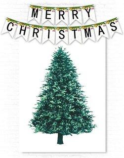 Amazon | 【2点セット】 Nの世界 クリスマス タペストリー クリスマスツリー ツリー 飾り クリスマスプレゼント | クリスマスツリー | おもちゃ (187845)