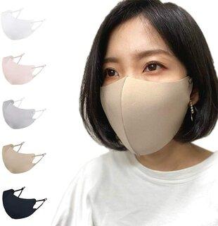 Amazon | OVoVO(オーヴォ)お肌にやさしい抗菌温感ECOマスク(2枚セット) (187888)