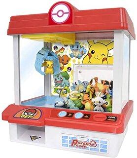 Amazon | ポケットモンスター ポケモンクレーン (おもちゃ屋が選んだクリスマスおもちゃ2020「ゲーム・パズル」部門3位選出商品) (188116)