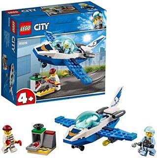 Amazon | レゴ(LEGO) シティ ジェットパトロール 60206 ブロック おもちゃ 男の子 (188164)