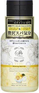 Amazon | アクアシャボン スパコレクション リラクシングバスオイル ゆずスパの香り 300mL  (188222)