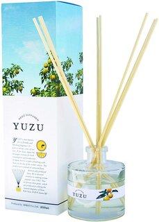 Amazon.co.jp: (美健)BIKEN YUZU消臭リードディフューザー 高知県産ゆず精油(香り)配合 (188223)
