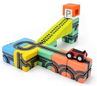 Amazon | Qbitoy(QBI) MINI プログラミング的思考を育てる磁石ブロック | ブロック | おもちゃ (188335)