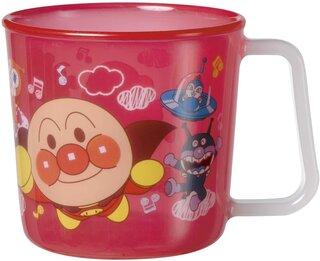 Amazon.co.jp: アンパンマン マグカップ レッド (絵柄がはがれないタイプ): ベビー&マタニティ (188611)