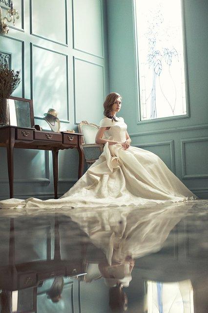 【ウエディングドレス・ランキング】シンデレラ、ラプンツェル…人気のプリンセス・モチーフ第1位は?