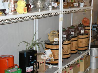 コーヒー豆販売 和興和歌山