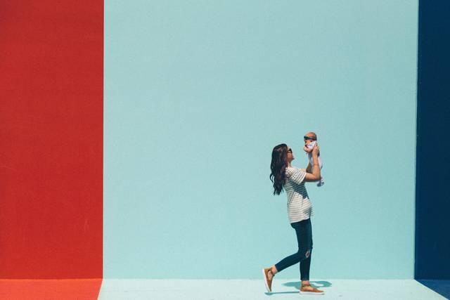 太りやすいママモデルが教える、一番大事なケア