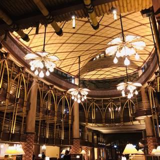 香港ディズニーランドホテル『ディズニー・エクスプローラーズ・ロッジ』
