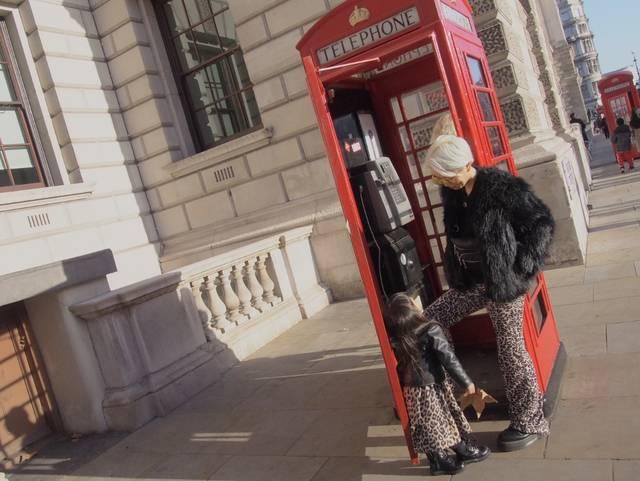 子供にとってはまるで夢の国!冬の子連れロンドン旅