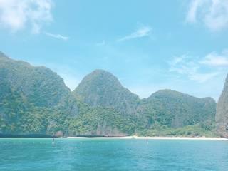 映画「THE BEACH」の舞台、楽園の中の楽園ピピ島へ。
