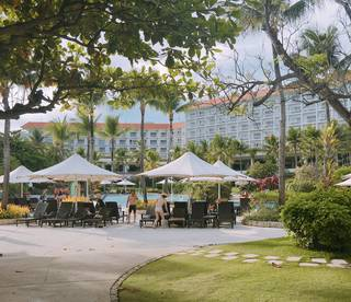 セブ島旅行〜五つ星ホテルShangri-La's Mactan Resort and Spa Cebu(シャングリラズ マクタン リゾート & スパ セブ)で最高な部屋と景色とビーチとスパを