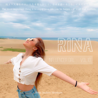 Influencer Girl  Vol.10 【RINA】