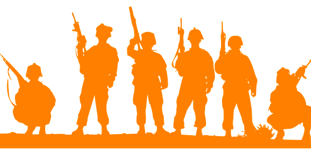 Soldiers Military Brothers In Arms - Free vector graphic on Pixabay (155)