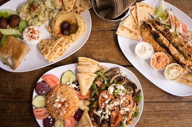 Authentic Greek Food Hummus - Free photo on Pixabay (477)