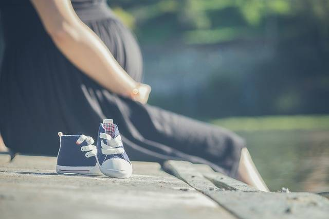 Pregnant Shoes Babies Spring Hold - Free photo on Pixabay (3164)