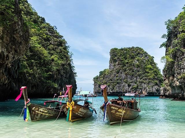 Thailand Phuket Koh Phi Island - Free photo on Pixabay (3486)