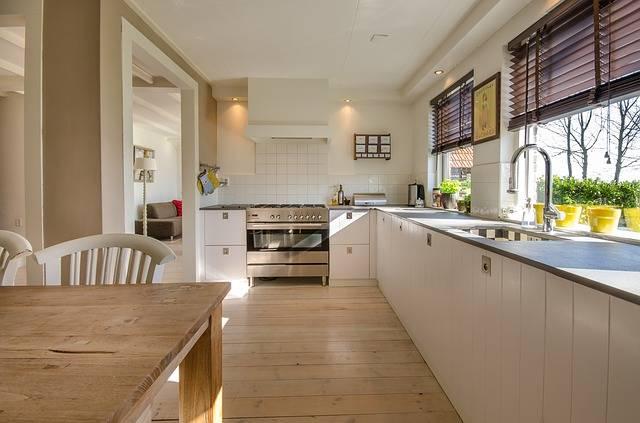 Kitchen Home Interior - Free photo on Pixabay (4268)