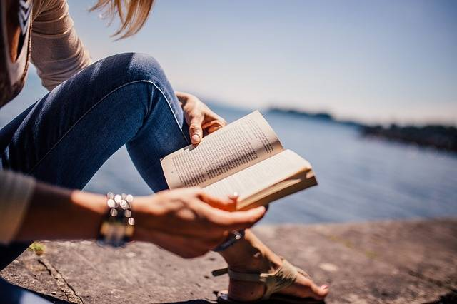 Reading Book Girl - Free photo on Pixabay (4629)