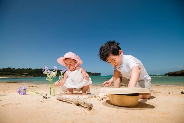 Kids Beach Child - Free photo on Pixabay (4667)