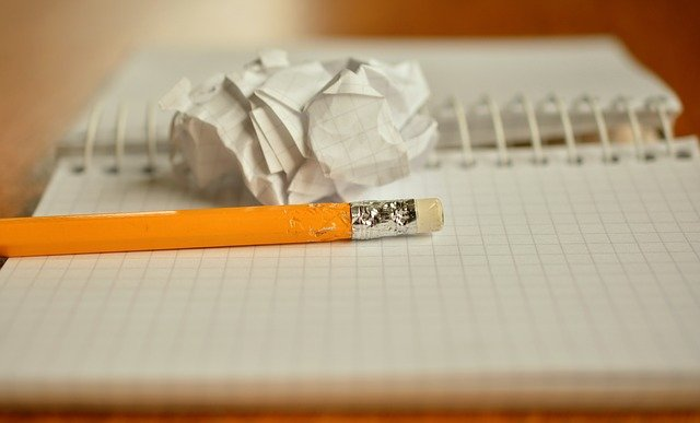 Pencil Notes Chewed Paper - Free photo on Pixabay (5466)