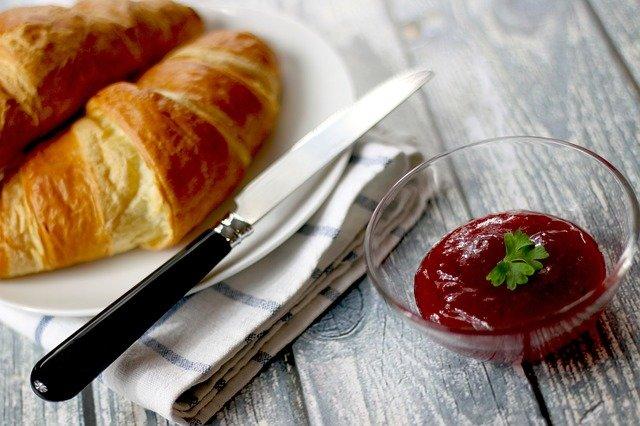 Croissants Jelly Breakfast Puff - Free photo on Pixabay (5470)