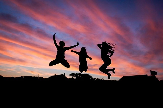 People Jumping Happiness - Free photo on Pixabay (5698)